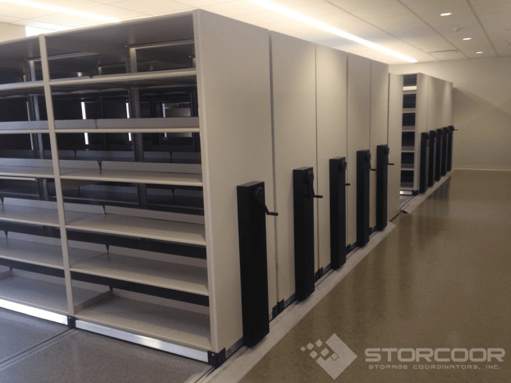 High-Density Mobile Storage Systems