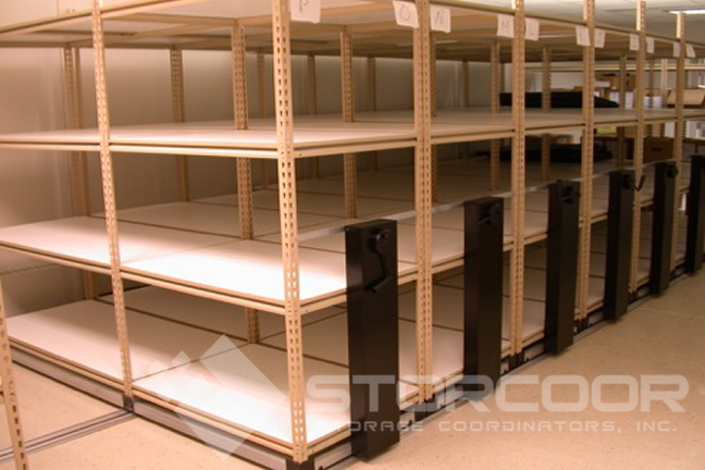 Mechanical Mobile Storage Systems
