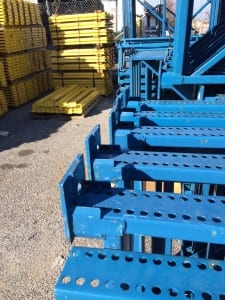 Drive-In Rack Uprights
