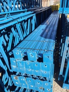 Drive-In Pallet Rack Uprights
